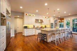 Advantages of hardwood floors