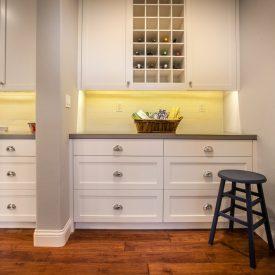 Hana Court Wine Cabinet
