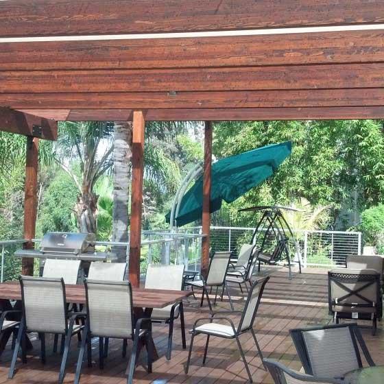 Custom patios san diego