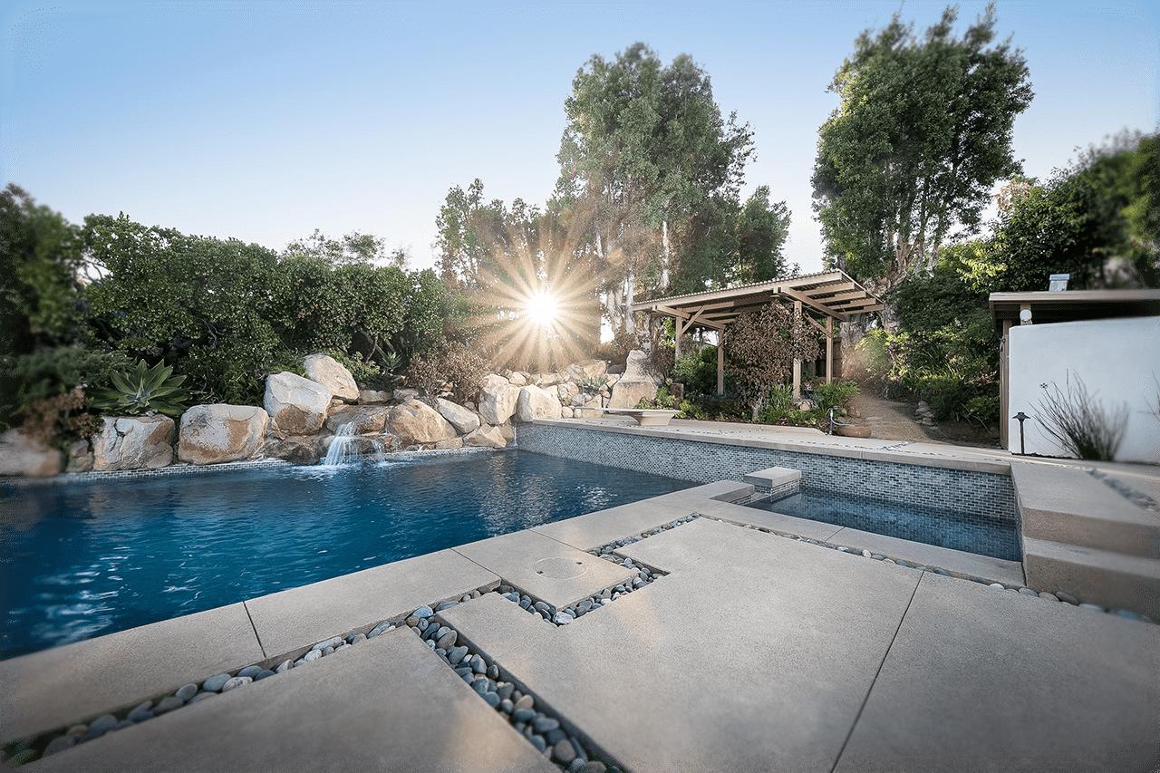 La Mesa Pool project
