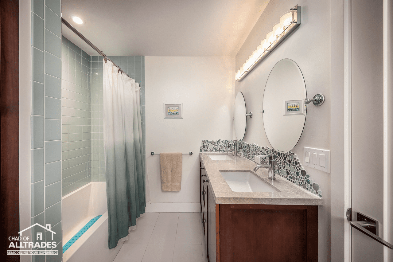 San Diego Home Remodeling Company Chad Of All Trades - Bathroom remodeling carlsbad ca